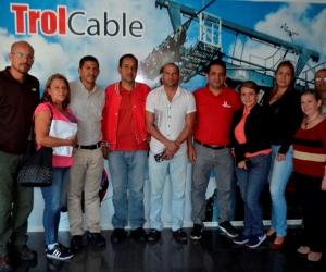 Trolebús Mérida articula con ediles de Campo Elías para mejorar operatividad de rutas en el municipio