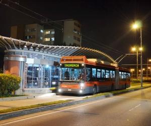 Trolebús Mérida respalda plan de recuperación económica nacional